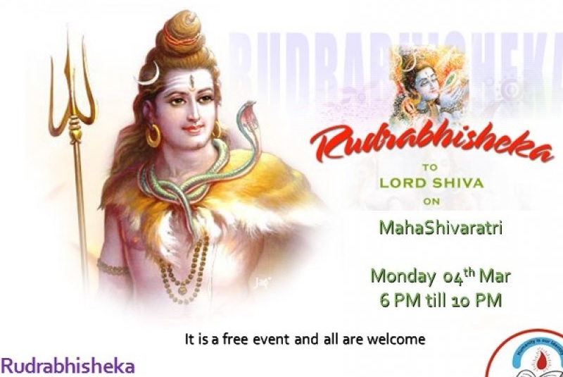 Rudrabhisheka